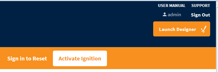 Ignition trial cannot reset in Virtual machine? - Ignition