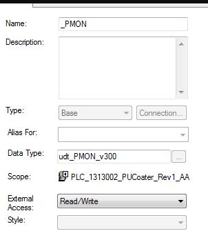 Allen-Bradley CompactLogix no tags under the plc folder