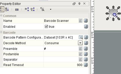 Resolution: Sepasoft Barcode Scanner [Zebra DS3678] (Example